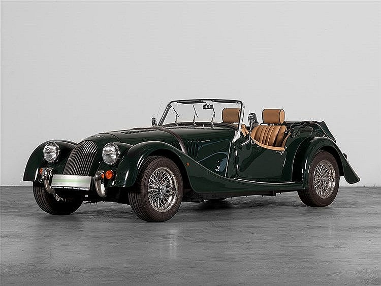 Morgan Roadster Plus 4, Model Year 2010