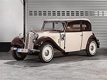 DKW F5 Cabriolimousine, Model Year 1935