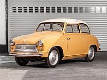 Lloyd LP400, Model Year 1955