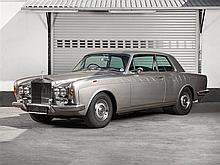 Rolls Royce, Silver Shadow I Corniche, model year 1970