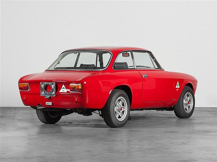 Alfa Romeo GT (Type 105 30), 1968