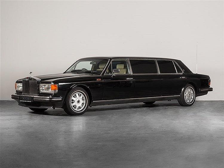 Rolls-Royce Strech Limousine, Design By Robert Jankel, 1990