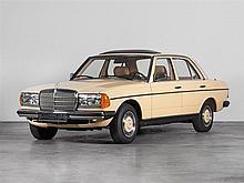 Mercedes-Benz 250 Typ 123, Model Year 1980