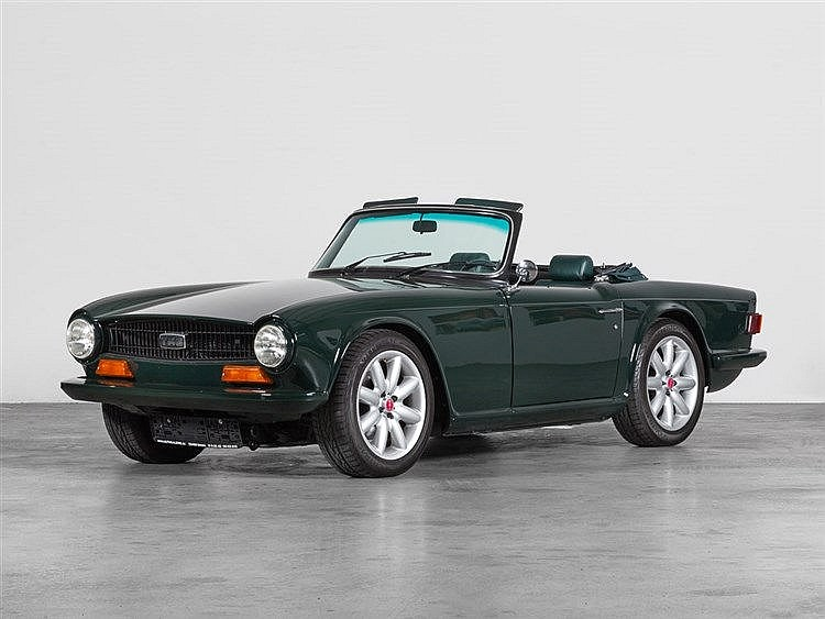 Triumph TR6, Model Year 1973