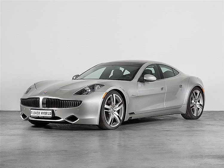 Fisker Automotive, Fisker Karma, Build Year 2012