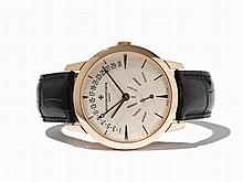 Vacheron Constantin Patrimony Daydate Wristwatch, 2008