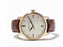 H. Moser & Cie Monard Date Wristwatch, Switzerland, 2011