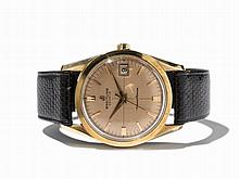 Breitling TransOcean Wristwatch, Switzerland, Around 1965