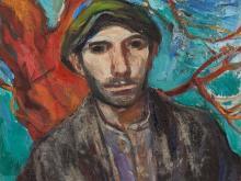 Armando De Stefano, Sebastiano, Oil, 1954