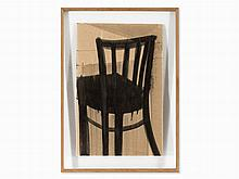 Fritz Klemm, Chair, India Ink, 2nd H. of 20th C.