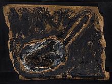 Miquel Barceló, Bodegón (Épi de Mais), Matter Painting, 1984
