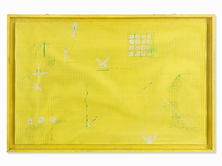 Carlo Ciarli, Esprit de Geometrie 2708862125, Wall Object, 1986