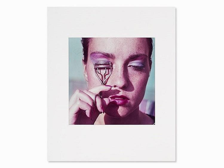 Olaf Martens (b. 1963), Photograph, 'Simone ', GDR, 1989