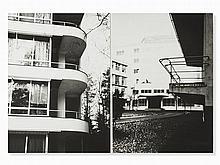 G. Förg, Untitled (from Architektur II), 2 Gelatin Silver, 1992