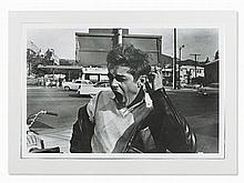 Phil Stern, James Dean Yawning, Inkjet Print, 1955