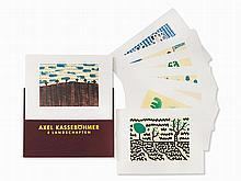 Axel Kasseböhmer, 8 Landschaften, Portfolio, 1992