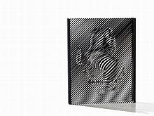 Victor Vasarely, Zebra, Multiple, presumably 1980s
