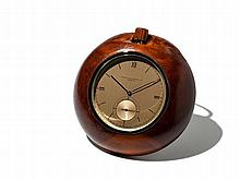 Patek Philippe Wooden Table Clock, Ref. 608, Switzerland, 1921