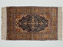 Kayseri silk carpet from Turkey, 500.000 knots/m2, 1960