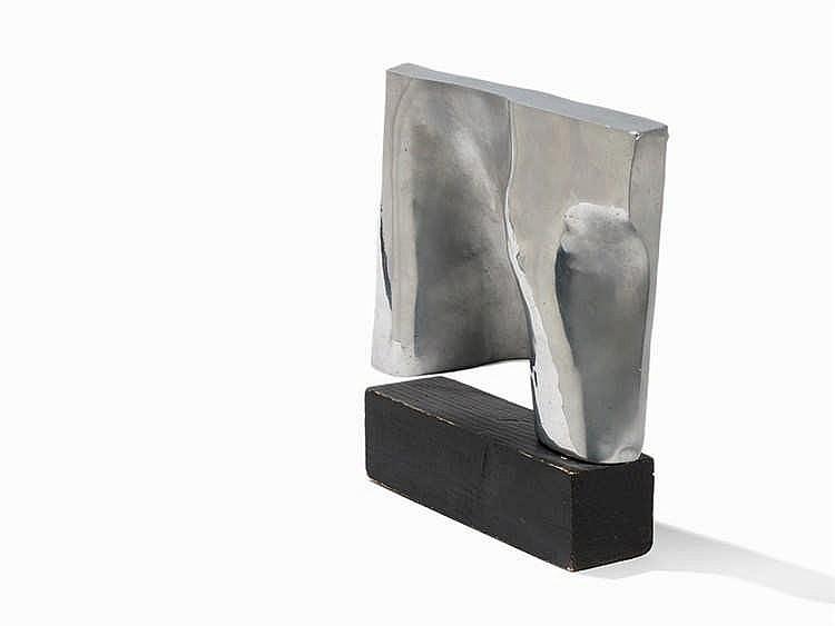 Barbro Bäckström, Untitled, Aluminum Sculpture, 1965