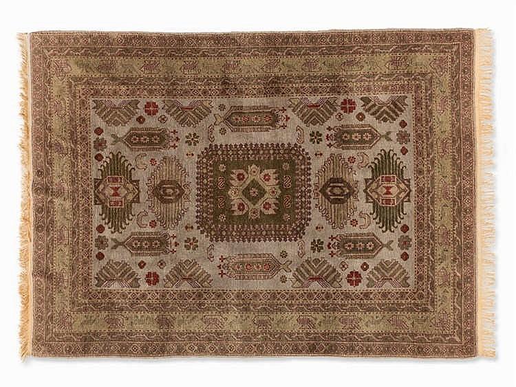 Akhti-Mikrakh Carpet, Caucasus, c. 1980