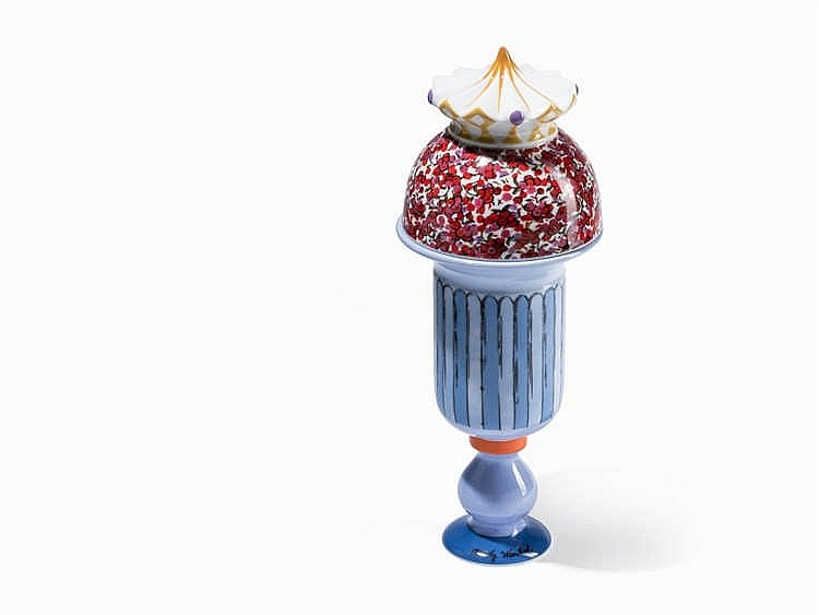 After Andy Warhol, So Sweet Sundae, Porcelain, Rosenthal, 2003