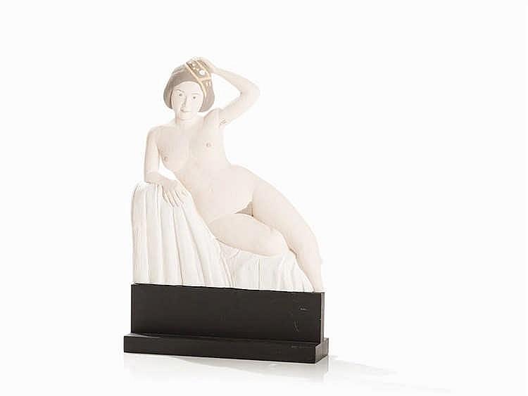 Albert Ricken, Selma, Relief Sculpture, Germany, 2007