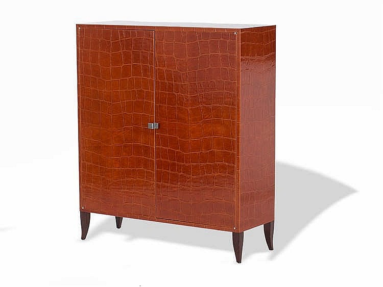 Phillipe Delzers for Elitis Cabinet,