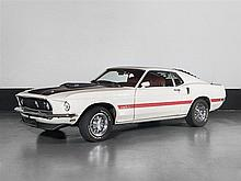 Ford Mustang Fastback MACH 1,1969