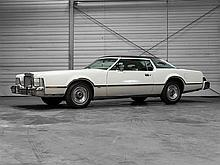 Lincoln Continental Mark IV Cartier Coupe, 1975