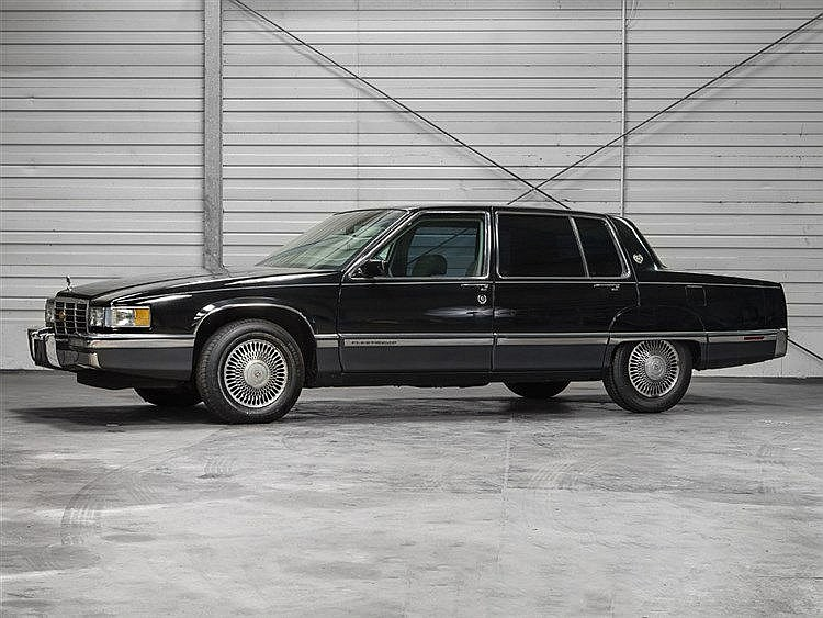 Cadillac Fleetwood Sixty Special Edition, Model Year 1990