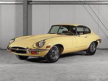 Jaguar, E Type Serie II 4.2 Fixed Head Coupe, Model Year 1969