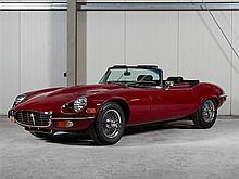 Jaguar, E Type Serie III 5.3 V12, Model Year 1974