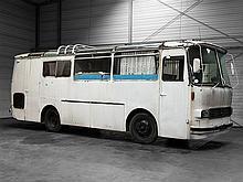 Setra S 80 Samba Panorama, 1968