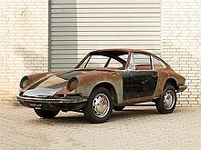 Porsche 911 Coupé, Model Year 1964