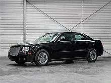 Chrysler 300C, Model Year 2005, ex-property James Brown