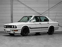 BMW 535i M Sport, Model Year 1987