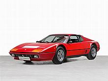 Ferrari 512 BB, V12 Sports Car Icon, Model Year 1980