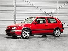 Volkswagen Golf 2.0 GTI, Model Year 1993