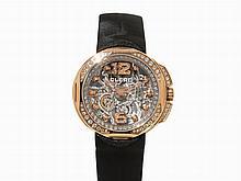 Clerc Odyssey Lady Skeleton watch, c. 2010