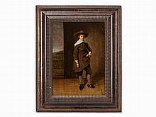 Thomas de Keyser, Circle of, Portrait of a Young Man, c.1640