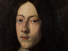 Follower of Justus Sustermans (1597-1681), Portrait, 18th C.