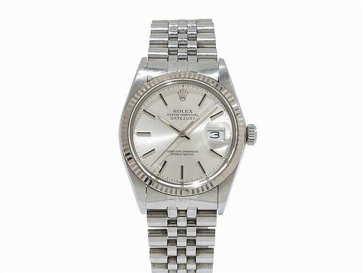 Rolex Datejust, Ref. 16014, c. 1985