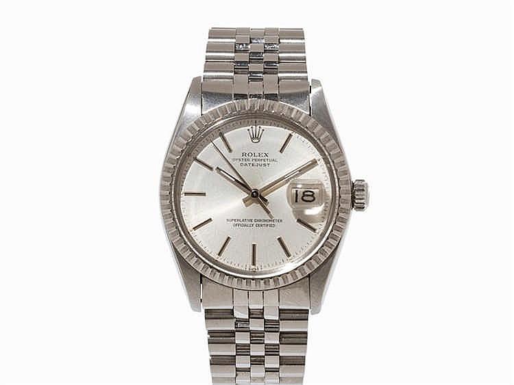 Rolex Datejust, Ref. 16030, c. 1980