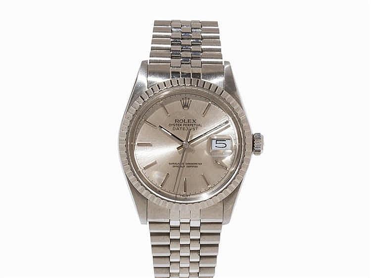 Rolex Datejust, Ref. 16030, c. 1986