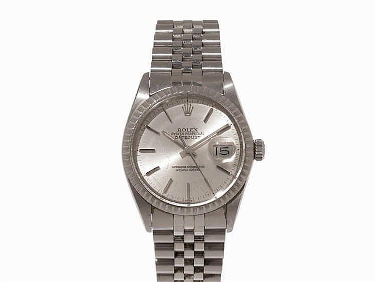 Rolex Datejust, Ref. 16030, c. 1985