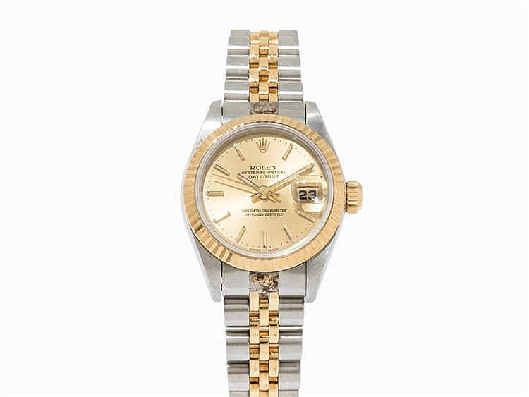 Rolex Date Ladies' Watch, Ref. 69173, c. 1995