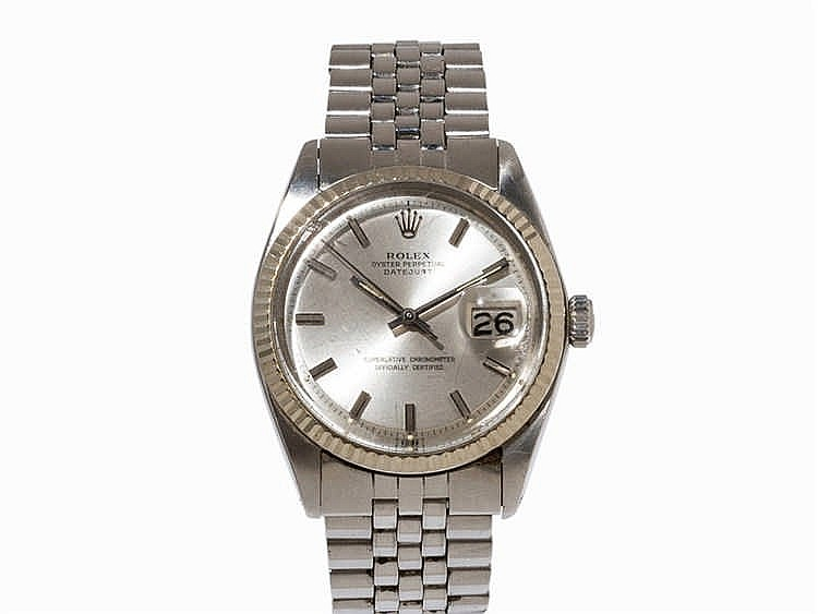 Rolex Datejust, Ref. 1601, Switzerland, c. 1972