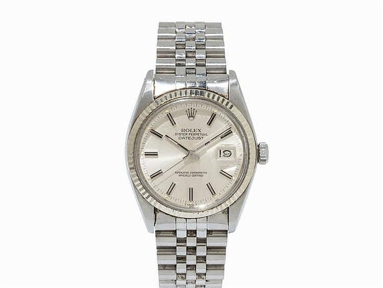 Rolex Datejust, Ref. 16014, c. 1978