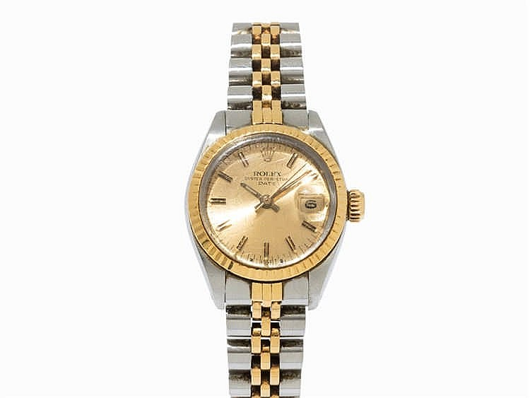 Rolex Date Ladies' Watch, Ref. 6917, c. 1984